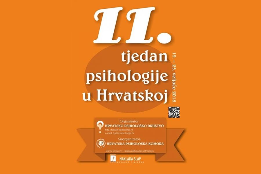 11. Tjedan psihologije u Poreču