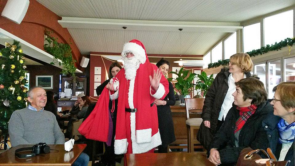 Božićno druženje ekipe Zdravog grada
