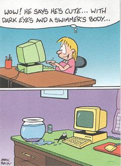 Samoprezentacija u virtualnom svijetu